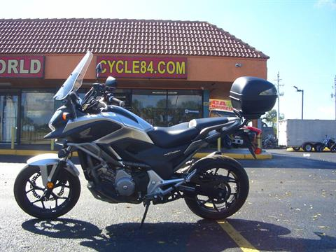 2013 Honda NC700X in Fort Lauderdale, Florida