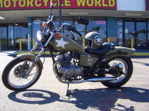1987 Honda 250 REBEL in Fort Lauderdale, Florida - Photo 1