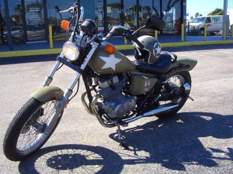1987 Honda 250 REBEL in Fort Lauderdale, Florida - Photo 2