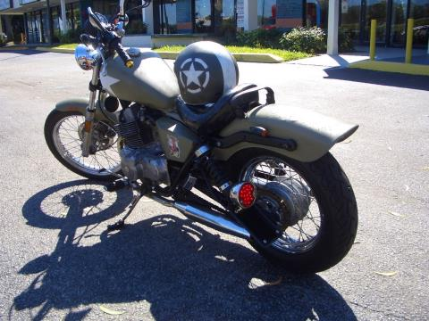 1987 Honda 250 REBEL in Fort Lauderdale, Florida