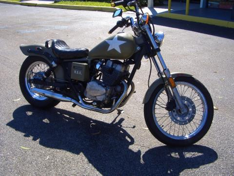 1987 Honda 250 REBEL in Fort Lauderdale, Florida - Photo 5