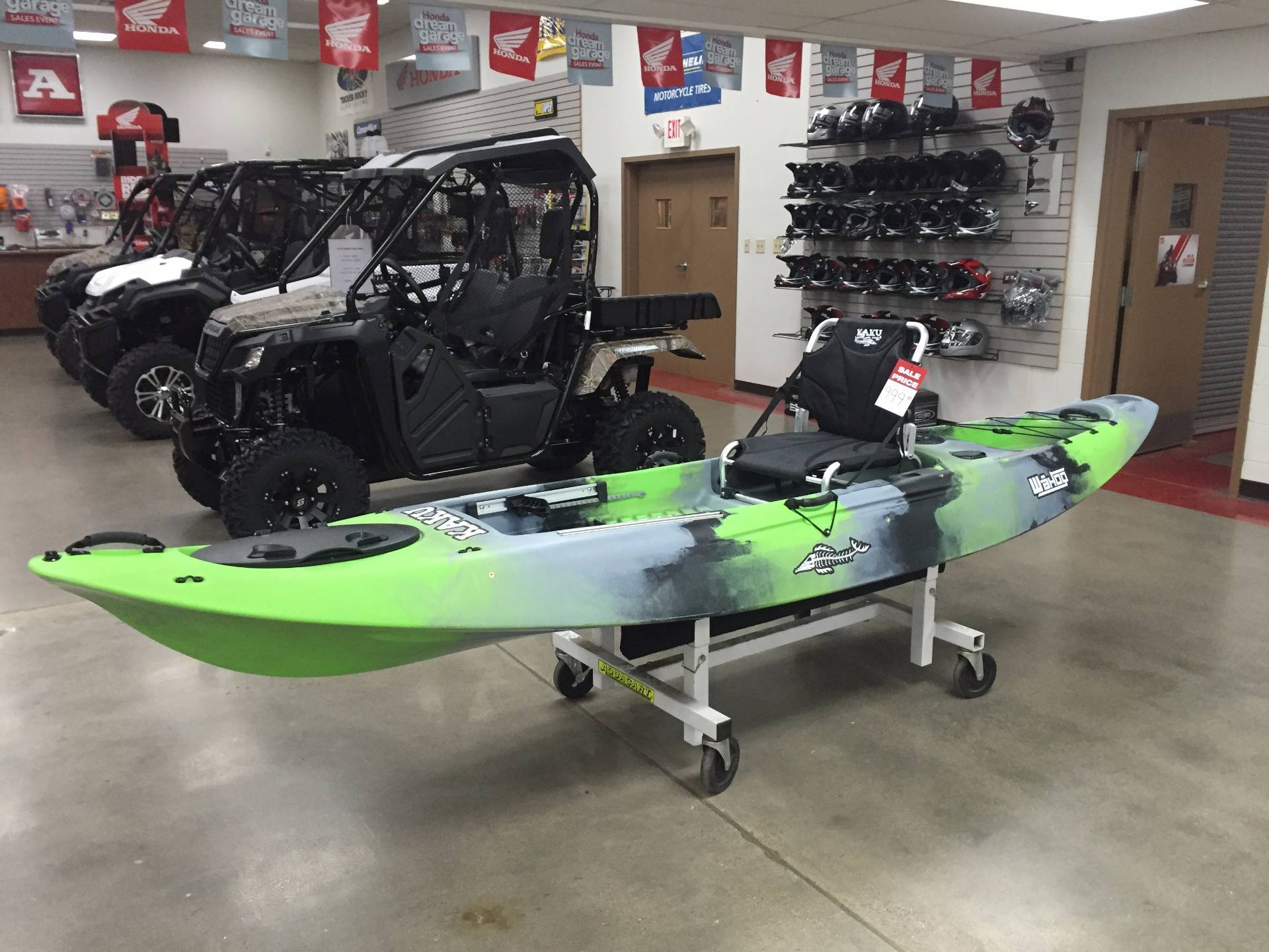 2018 Kaku Wahoo 12.5 in Louisville, Kentucky