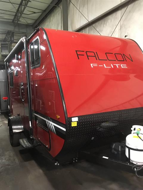 2019 Travel Lite RV FALCON F-LITE FL-19BH in Louisville, Kentucky