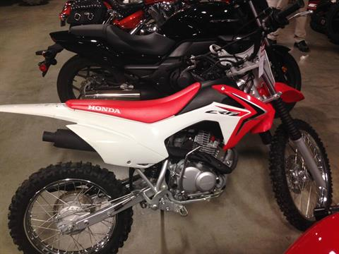 2017 Honda CRF125F (Big Wheel) in Louisville, Kentucky