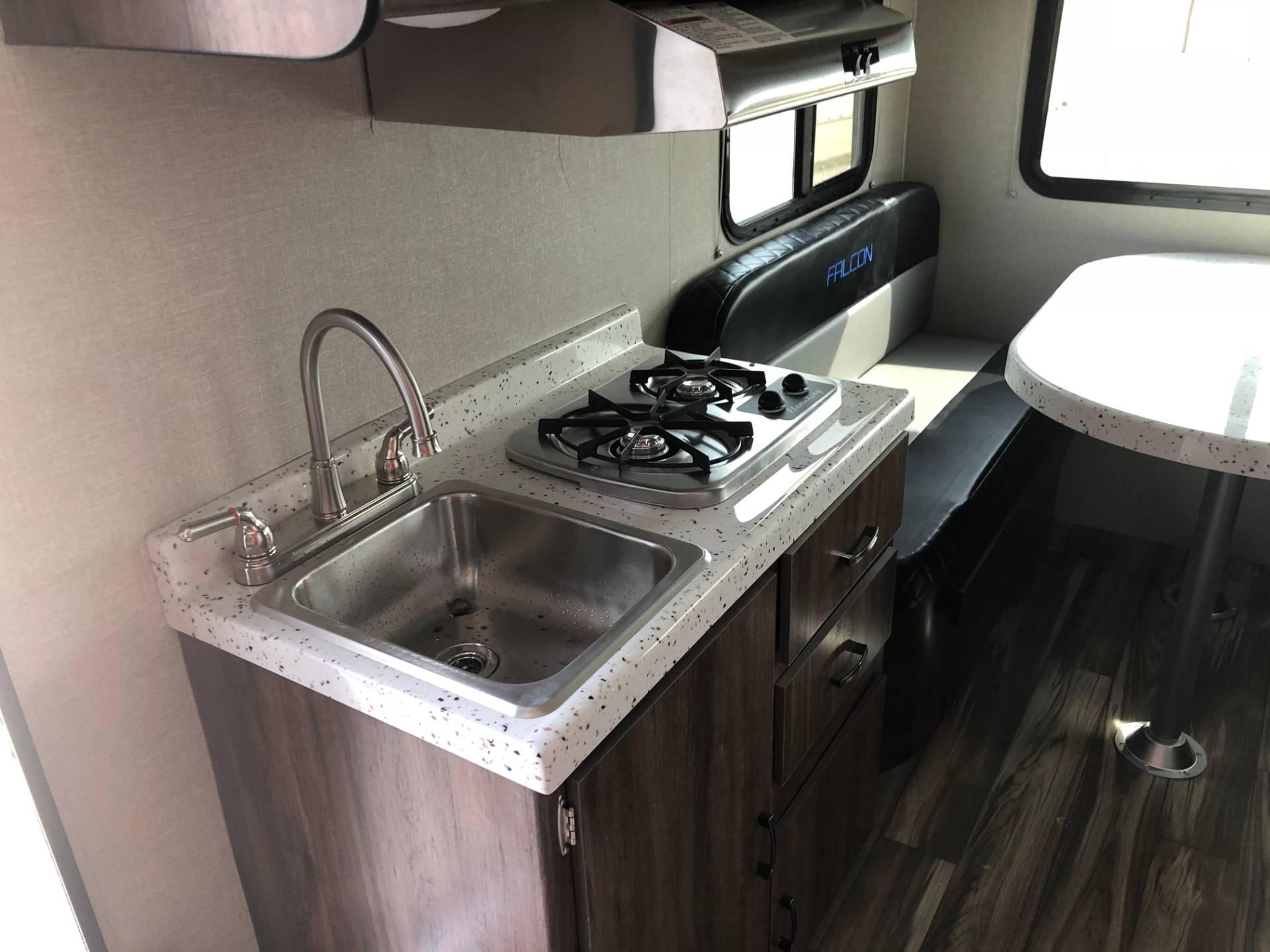 2019 Travel Lite RV FALCON F-LITE FL-19BH in Louisville, Kentucky