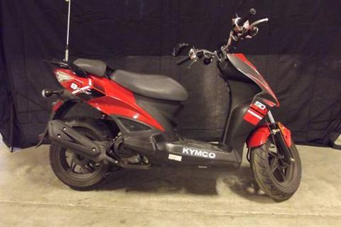 2015 Kymco Super 8 50R in Louisville, Kentucky