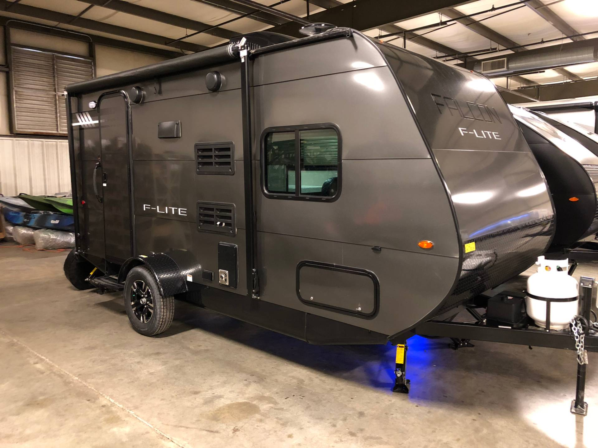 2019 Travel Lite RV FALCON F-LITE FL-18RB in Louisville, Kentucky