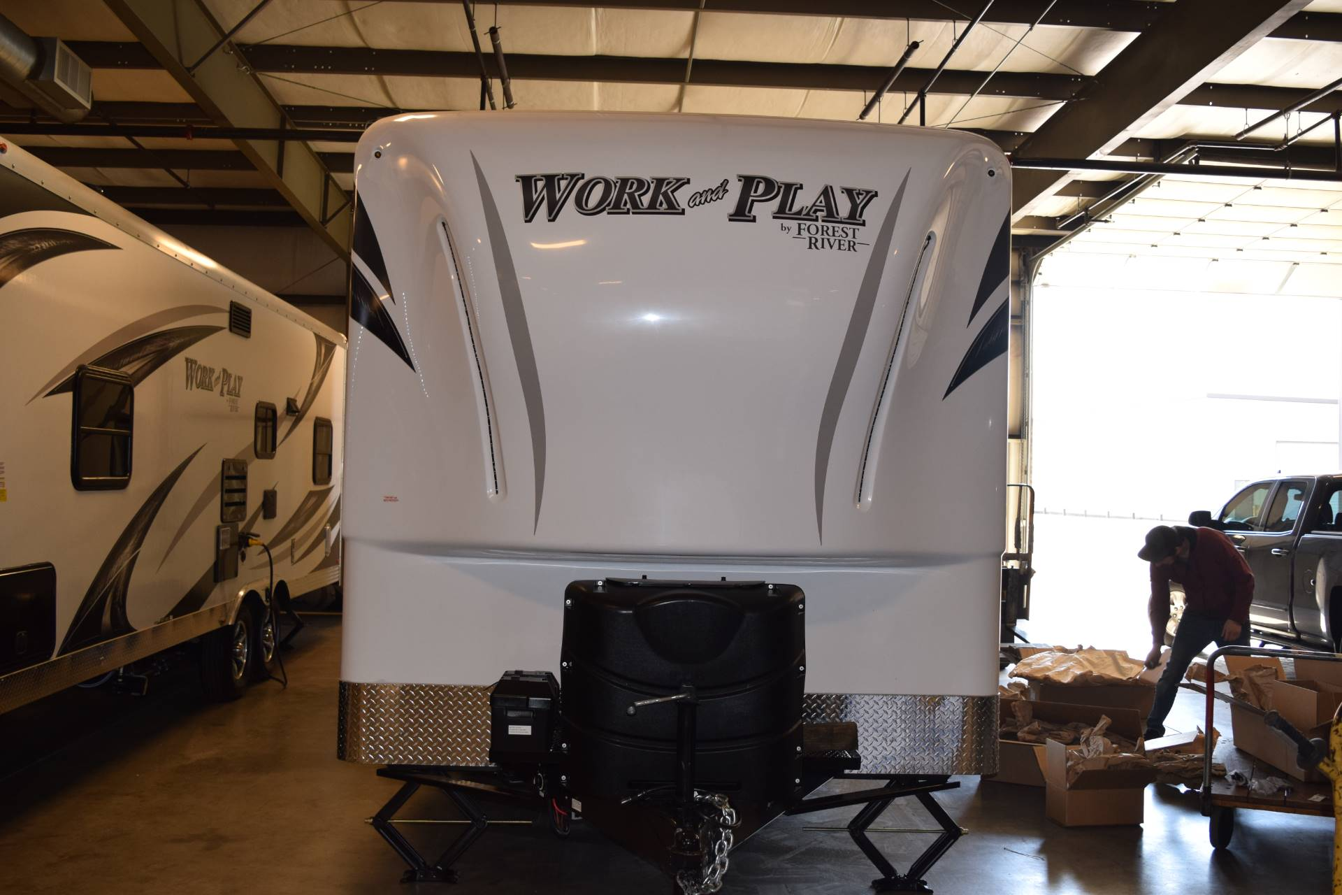 2017 Work and Play 25CB in Louisville, Kentucky