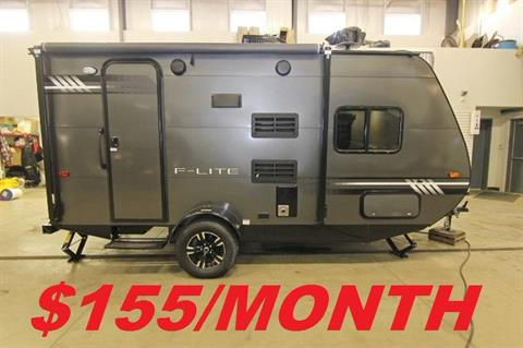 2018 Travel Lite RV FALCON F-LITE FL-18RB in Louisville, Kentucky