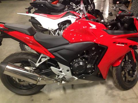 2014 Honda CBR500R in Louisville, Kentucky