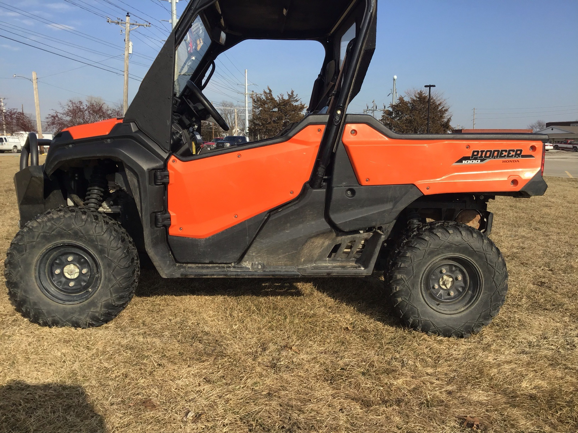 2016 Honda Pioneer 1000 EPS in Keokuk, Iowa - Photo 1