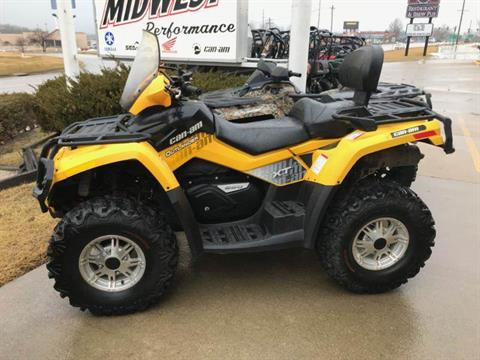 2010 Can-Am Outlander™ MAX XT™ 650 EFI in Keokuk, Iowa