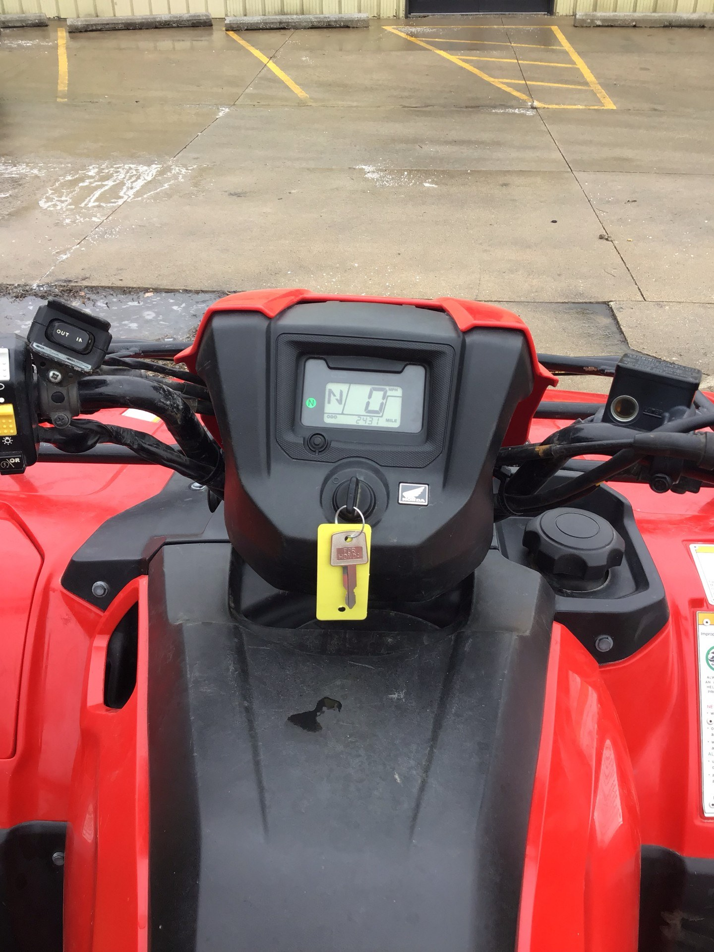 2014 Honda FourTrax® Foreman® 4x4 ES EPS in Keokuk, Iowa
