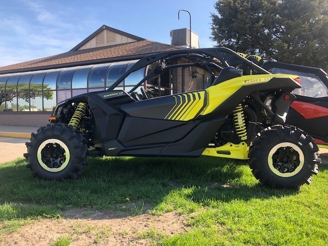 2018 Can-Am Maverick X3 X MR Turbo R in Keokuk, Iowa