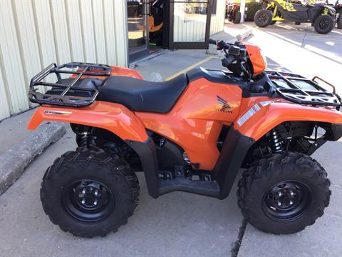 2018 Honda FourTrax Foreman Rubicon 4x4 EPS in Keokuk, Iowa
