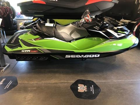 2017 Sea-Doo GTR-X 230 in Keokuk, Iowa