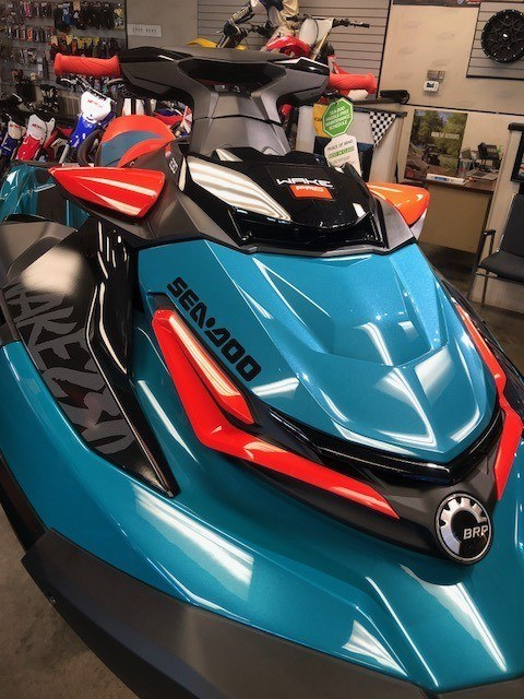 2018 Sea-Doo WAKE Pro 230 iBR Incl. Sound System in Keokuk, Iowa