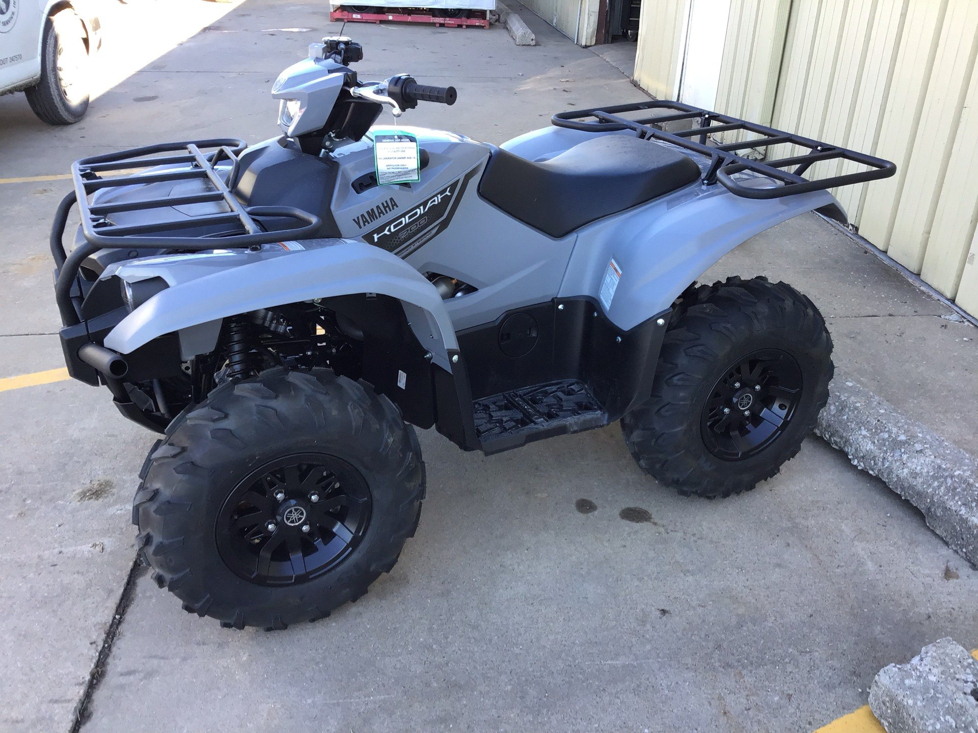 2018 Yamaha Kodiak 700 EPS for sale 765
