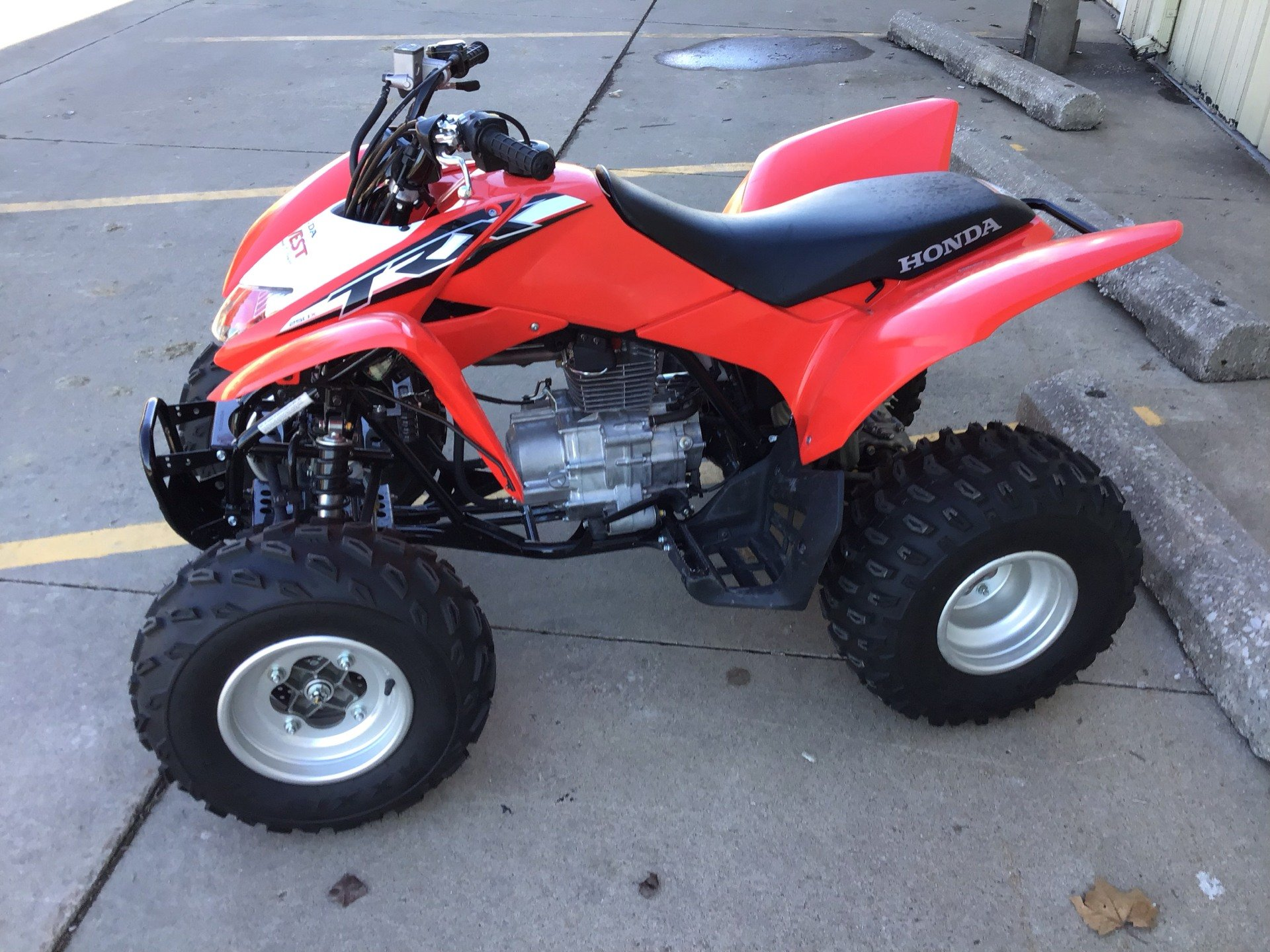 2018 Honda TRX250X in Keokuk, Iowa - Photo 2
