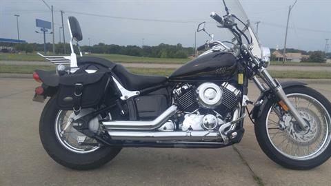 2013 Yamaha V Star 650 Custom in Keokuk, Iowa