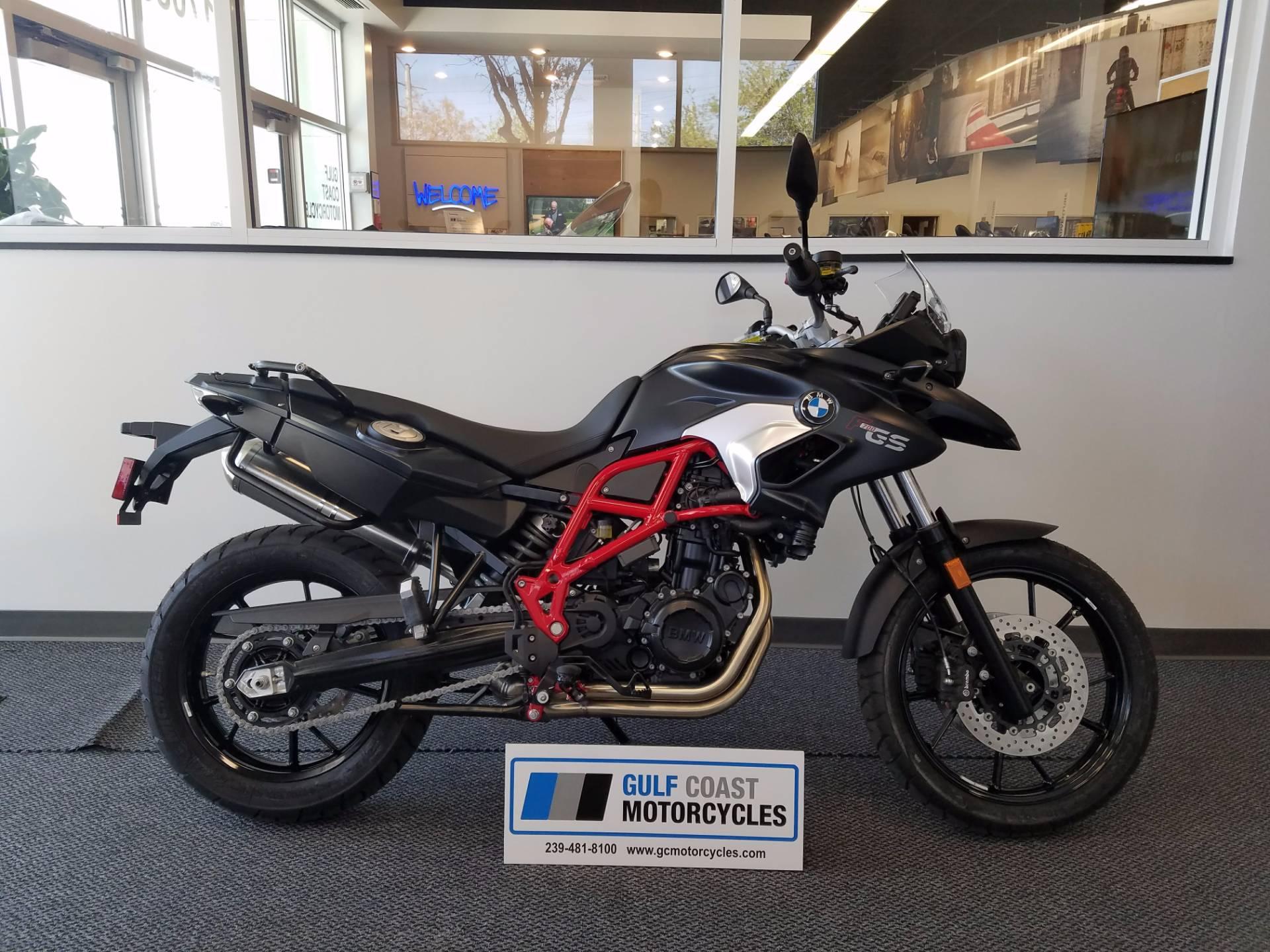 2017 F 700 GS
