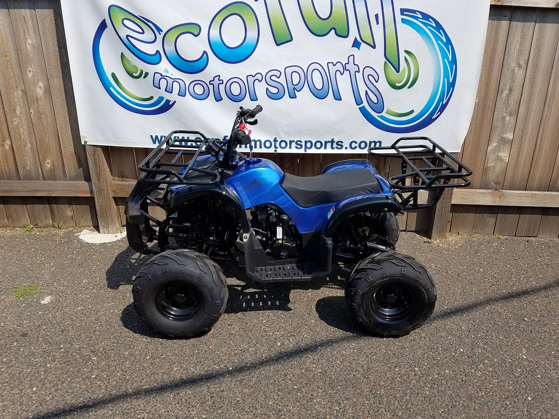 2020 Youth Trooper 125cc ATV in Forest Lake, Minnesota - Photo 3