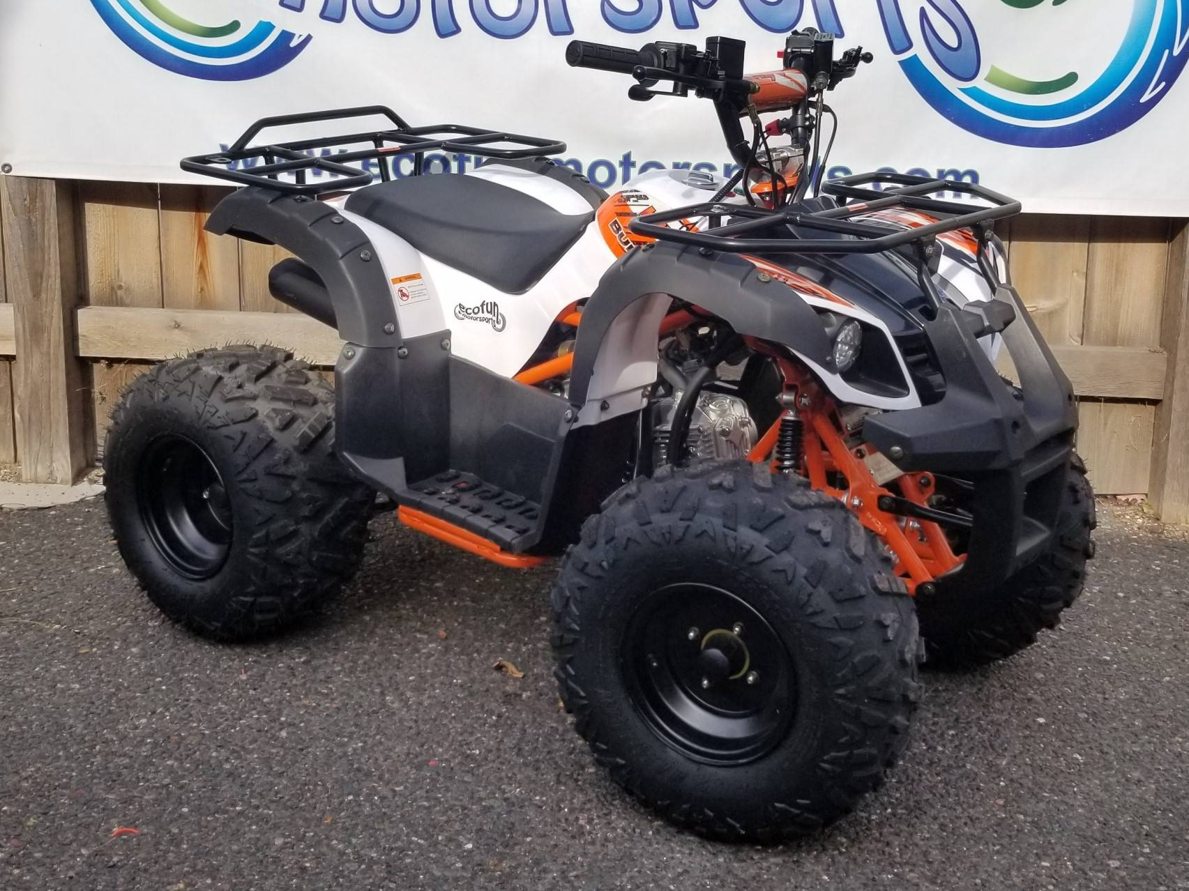 2020 Kayo USA Bull 125 ATV in Forest Lake, Minnesota - Photo 1