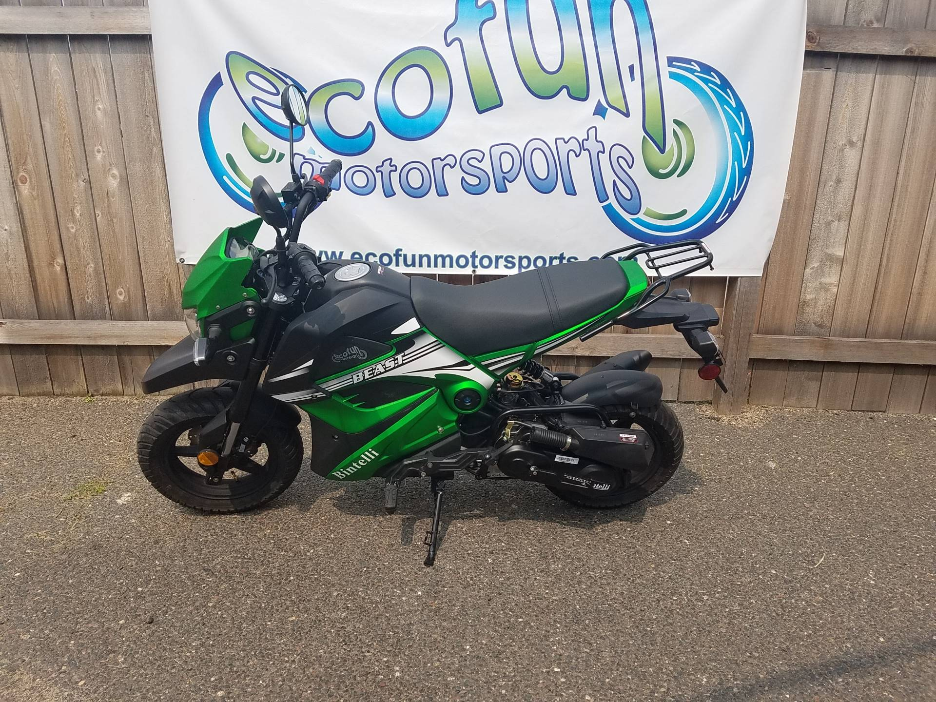 2021 YNGF Beast 49cc Scooter in Forest Lake, Minnesota - Photo 2