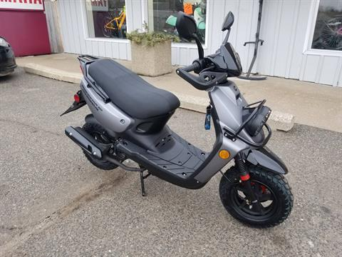 2021 ZHNG Roguestar 150cc Scooter in Forest Lake, Minnesota - Photo 2