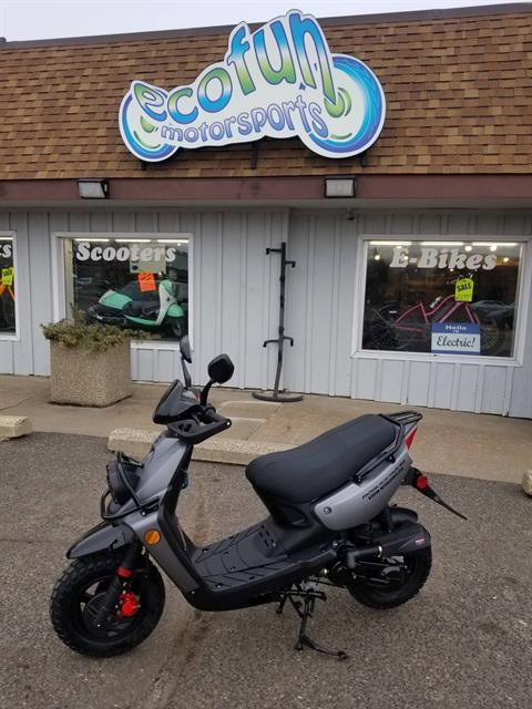 2021 ZHNG Roguestar 150cc Scooter in Forest Lake, Minnesota - Photo 8