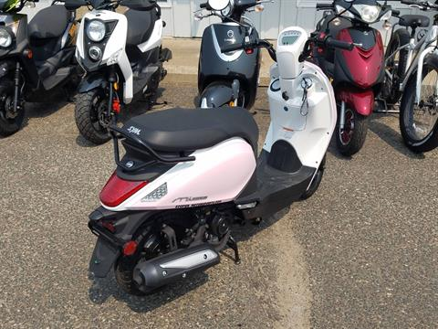 2021 SYM Mio 49cc Scooter in Forest Lake, Minnesota - Photo 7