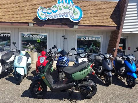 2021 Scootstar Roguestar 50 Scooter in Forest Lake, Minnesota - Photo 3