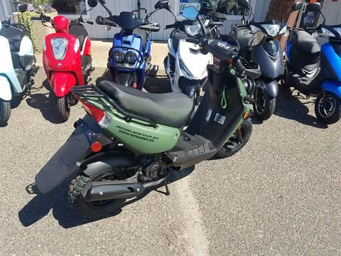 2021 Scootstar Roguestar 50 Scooter in Forest Lake, Minnesota - Photo 8