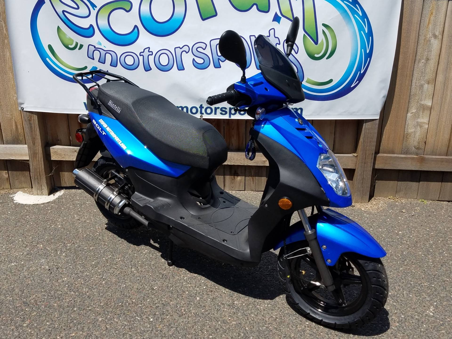 2020 JIAJ Bolt 49cc Scooter in Forest Lake, Minnesota - Photo 1