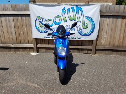 2020 JIAJ Bolt 49cc Scooter in Forest Lake, Minnesota - Photo 6