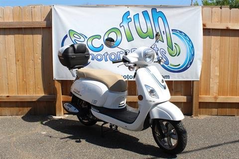 2021 SYM Fiddle III 200i Scooter in Forest Lake, Minnesota - Photo 1