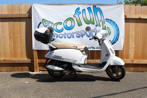 2021 SYM Fiddle III 200i Scooter in Forest Lake, Minnesota - Photo 2