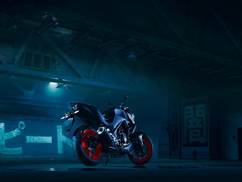 2021 Yamaha MT-03 in Forest Lake, Minnesota - Photo 9