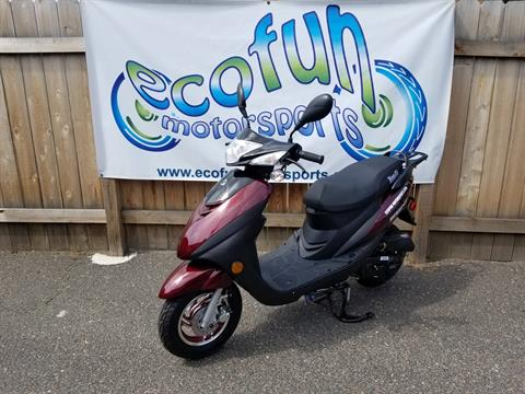 2021 Bintelli Sprint 49cc Scooter in Forest Lake, Minnesota - Photo 1
