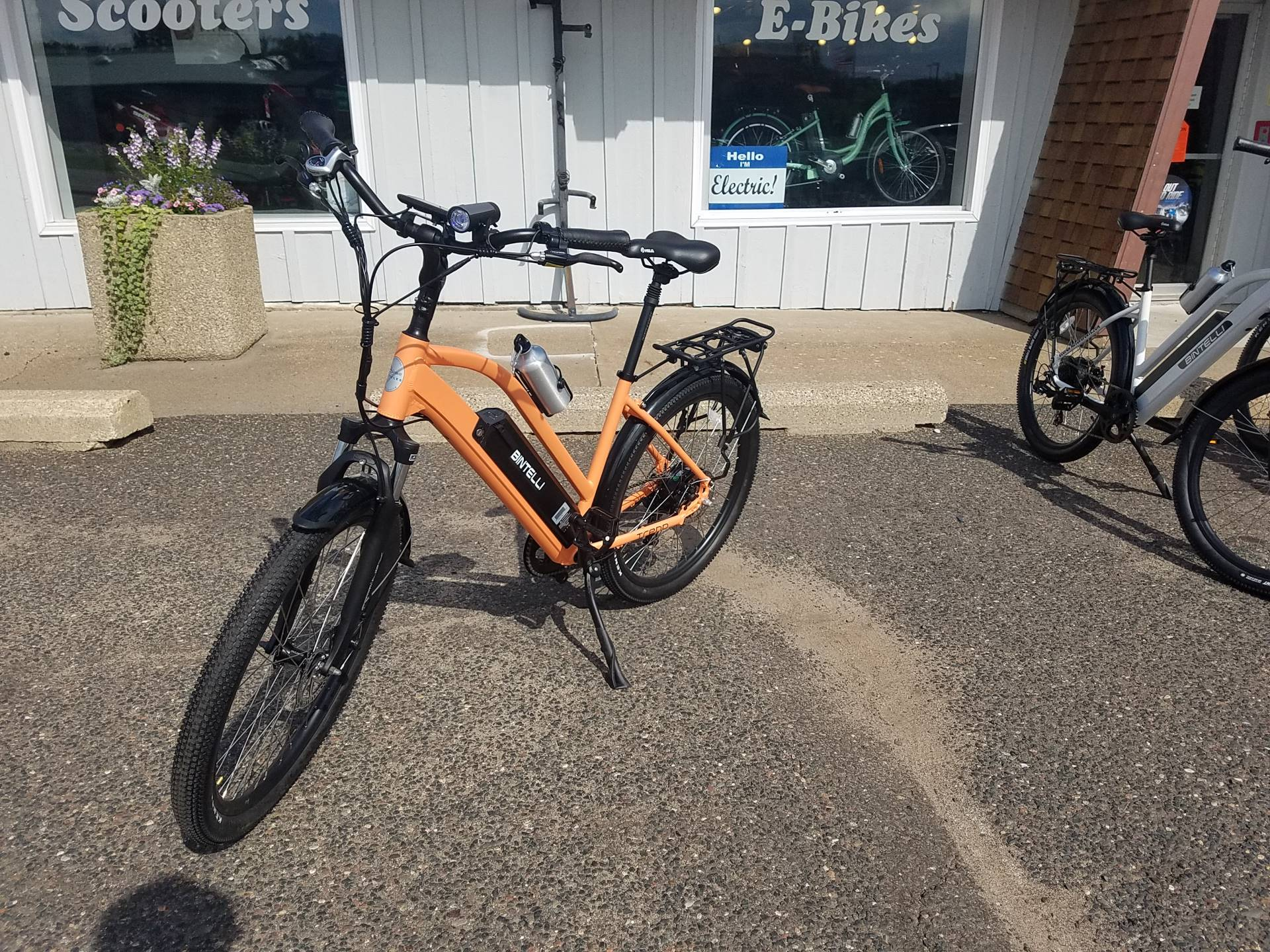 Bintelli Trend Electric Bike in Forest Lake, Minnesota - Photo 4