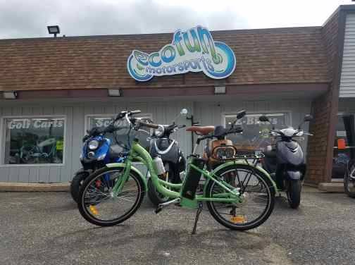 Bintelli Journey Electric Bicycle in Forest Lake, Minnesota - Photo 12