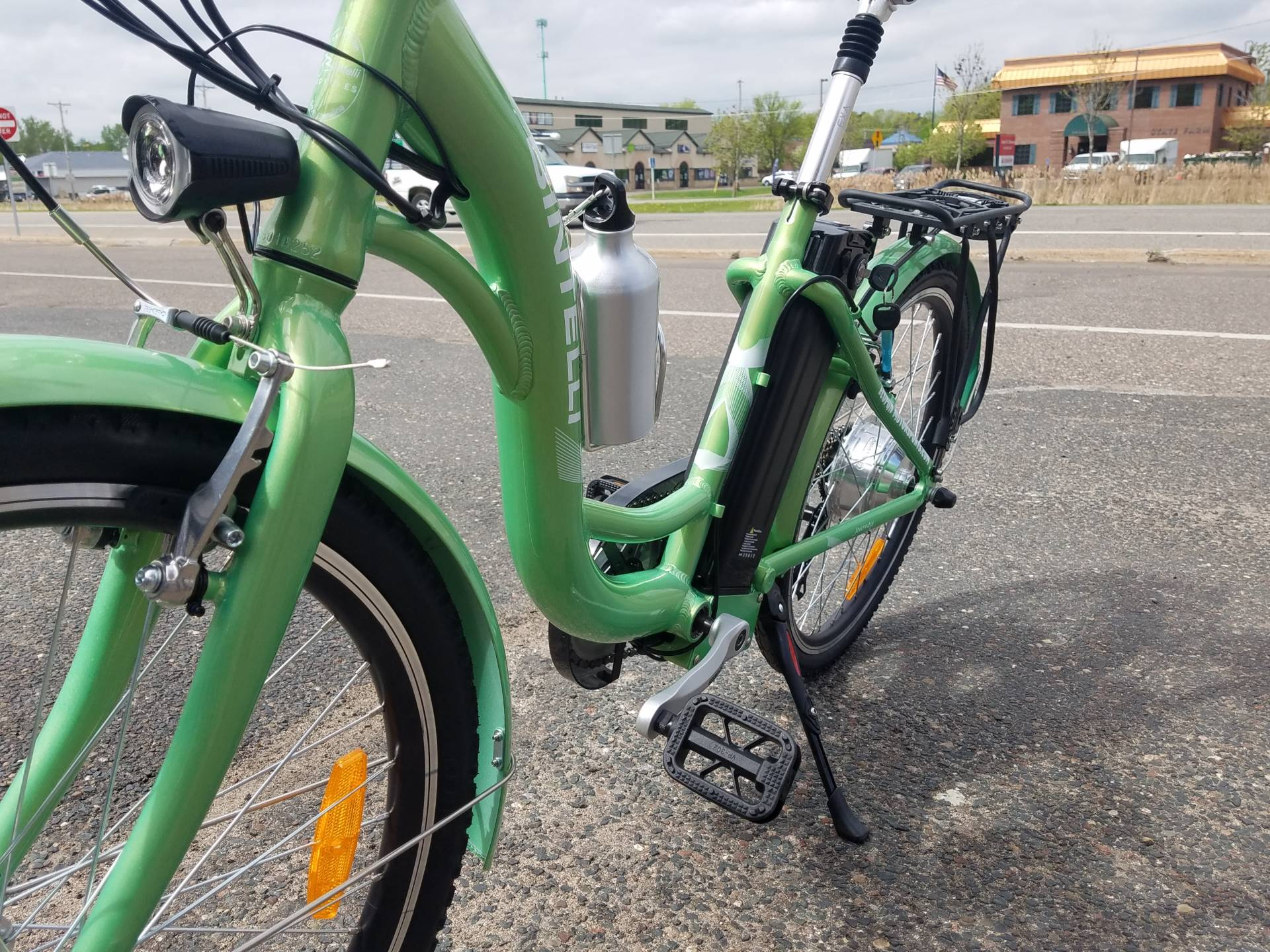 Bintelli  Journey Electric Bicycle in Forest Lake, Minnesota - Photo 20
