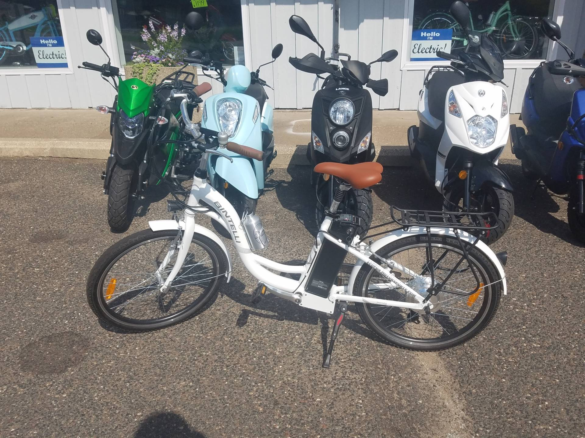 Bintelli Journey Electric Bicycle in Forest Lake, Minnesota - Photo 4