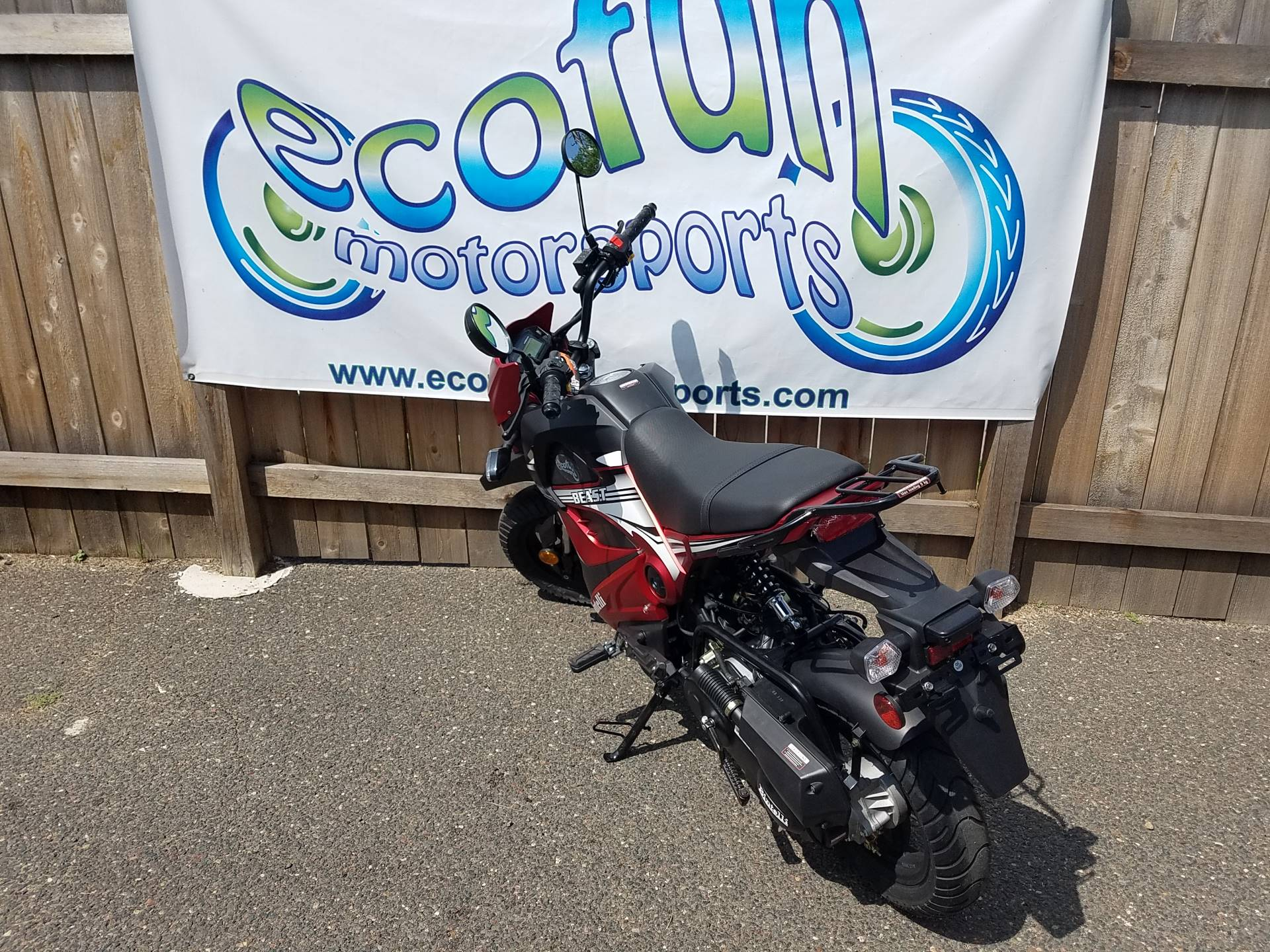 2020 YNGF Beast 150cc Scooter in Forest Lake, Minnesota - Photo 8