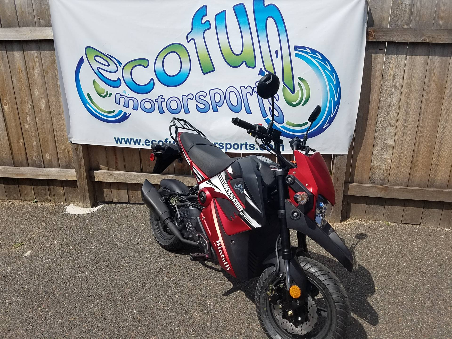 2021 YNGF Beast 150cc Scooter in Forest Lake, Minnesota - Photo 2