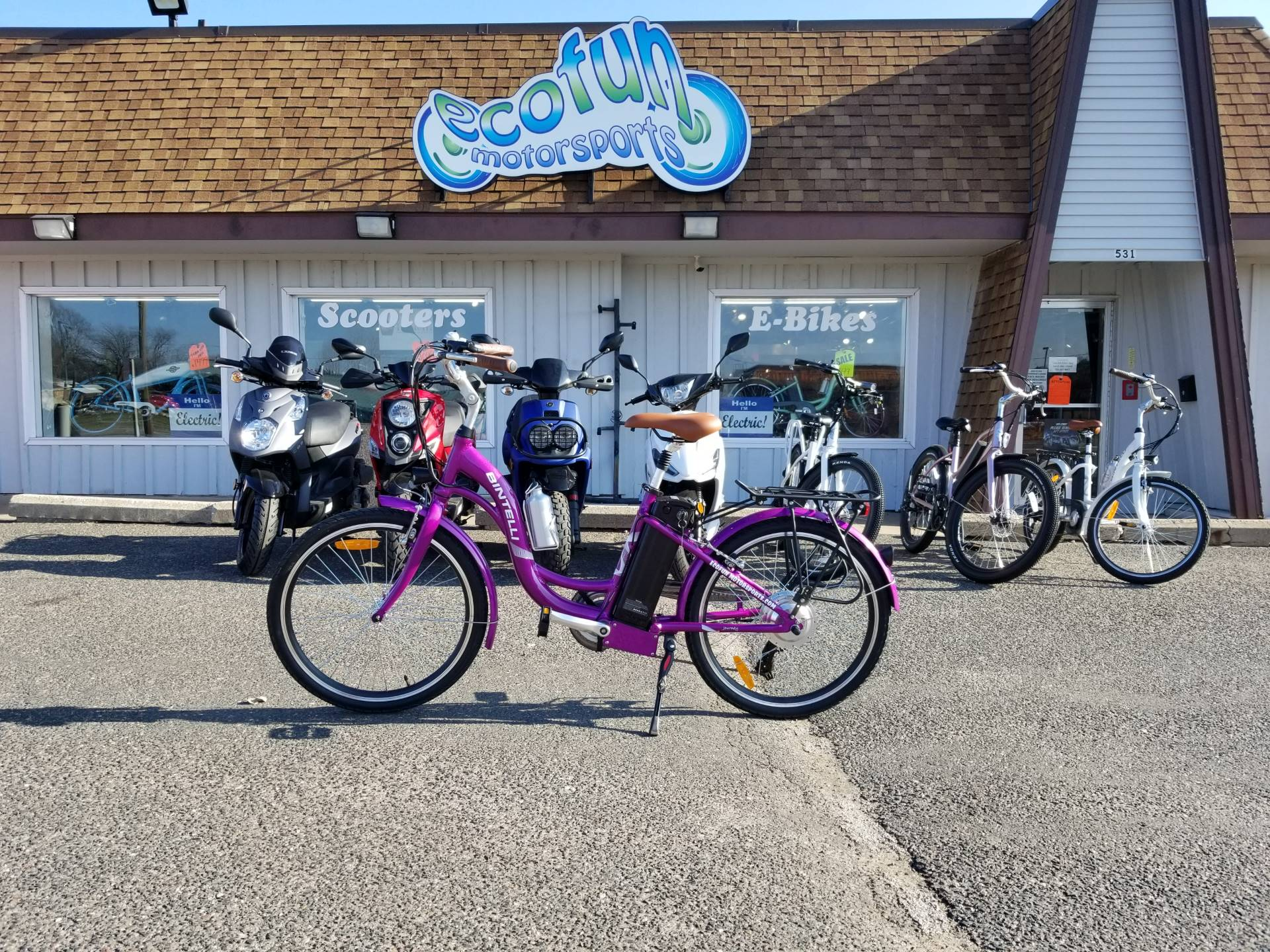 Bintelli Journey Electric Bicycle in Forest Lake, Minnesota - Photo 5