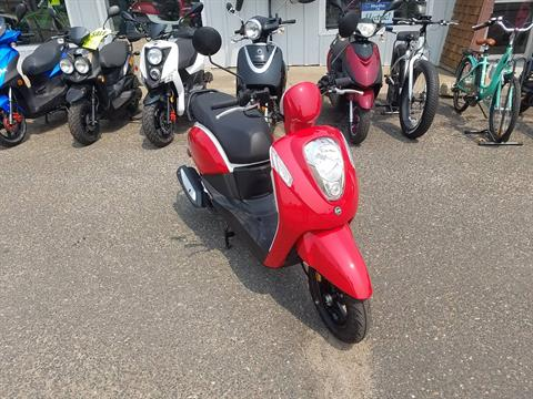 2021 SYM Mio 49cc Scooter in Forest Lake, Minnesota - Photo 2