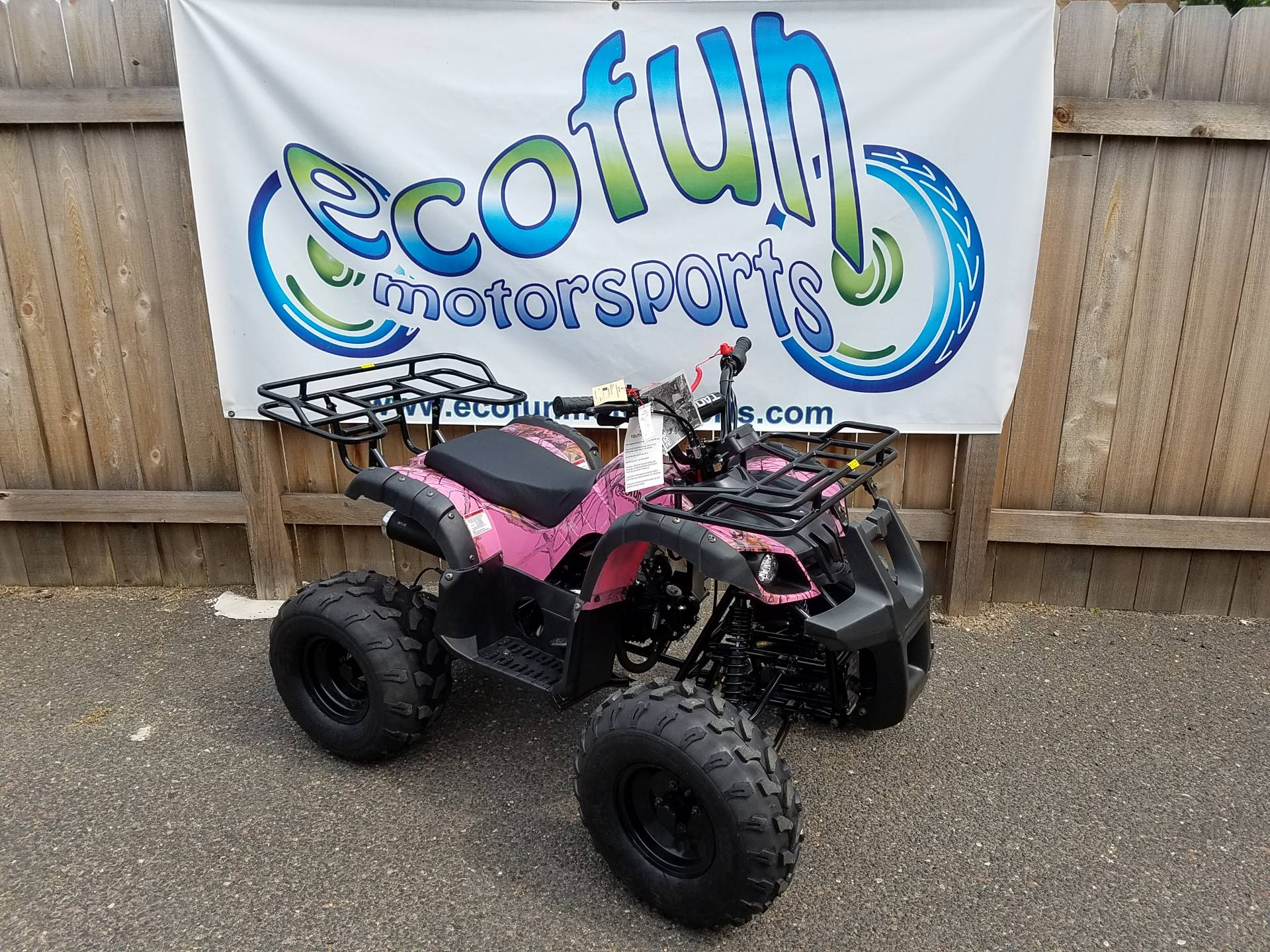 2019 Youth Commander 125cc ATV in Forest Lake, Minnesota - Photo 1