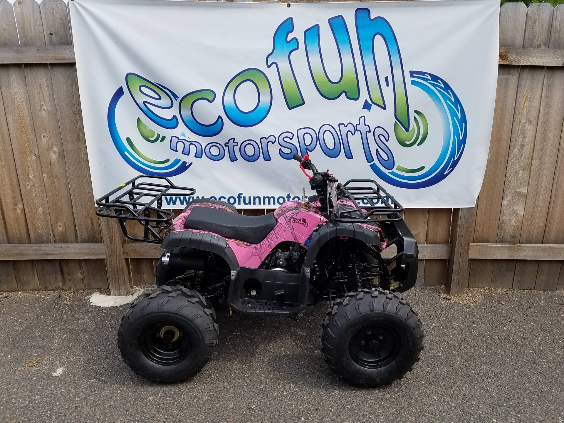 2019 Youth Commander 125cc ATV in Forest Lake, Minnesota - Photo 4