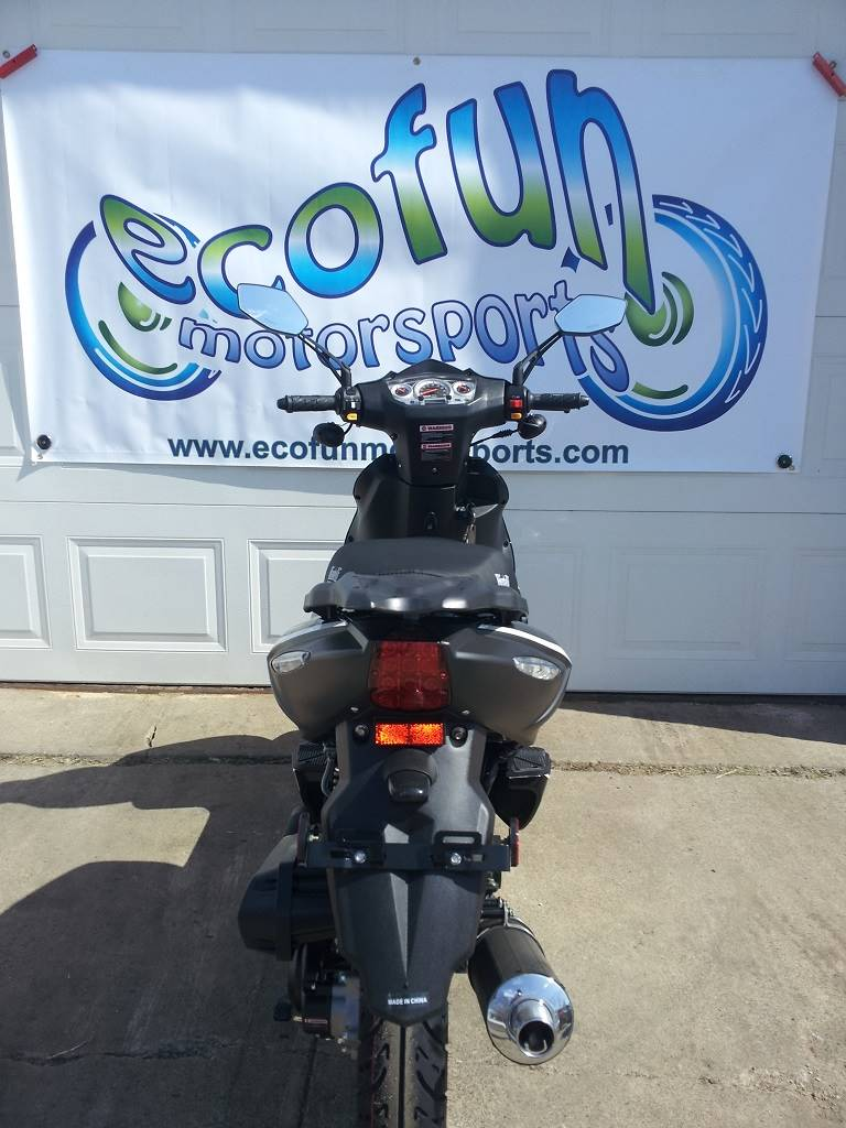 2021 Bintelli  Scorch 49cc Scooter in Forest Lake, Minnesota - Photo 6
